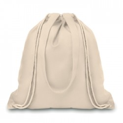 Tommel Drawstring And Handles Bag