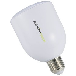 Christina LED Light Bulb Bluetooth Speaker