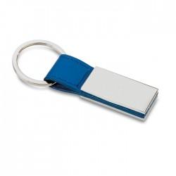 Pu And Metal Key Ring