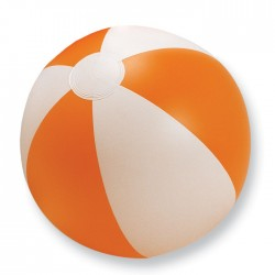 Stripe Inflatable Beach Ball