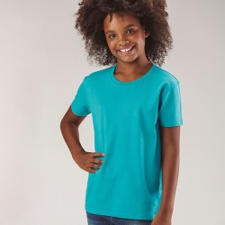 Ankara Kids Childrens T-Shirt Colour