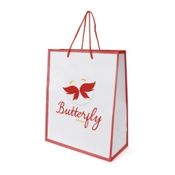 Newquay Medium Glossy Paper Bag