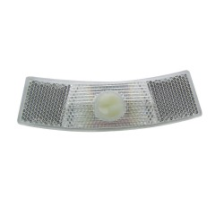 Curved Spoke Reflector