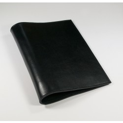Eco Executive Leather A5 Ring Binder