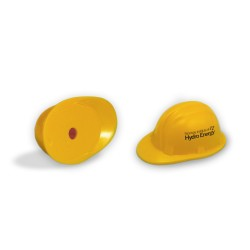 Recycled Pencils Sharpeners - Hard Hat
