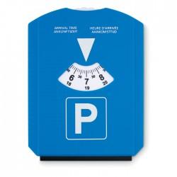 Ice Scraper In Parking Card