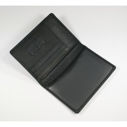 Kensington Leather Passport Wallet