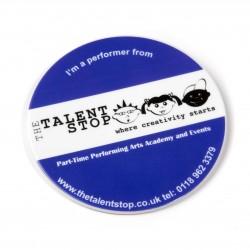 75mm Pin Badge