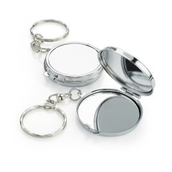 Mirror Key Ring