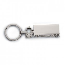 Truck Metal Key Ring