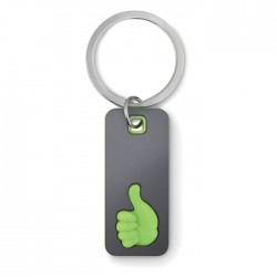 Key Ring With Thumbs
