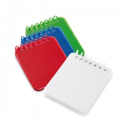 Wiro notepad recycled sheets