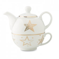Teapot with gift box