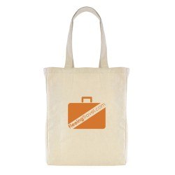 Dunham Natural Canvas Bag