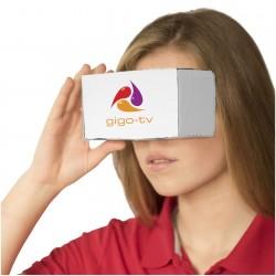 Tawny Cardboard Virtual Reality Glasses