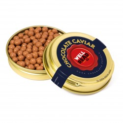 Gold Caviar Tin