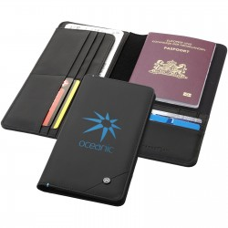 Kelston RFID travel wallet