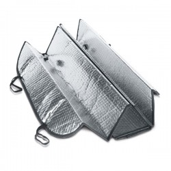 Sunshade foil front and back