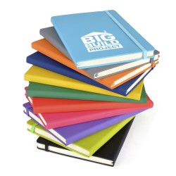A5 Premium Soft Finish Notebook