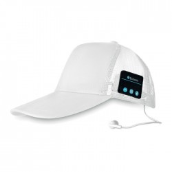 Sonet Bluetooth Cap With Earphones