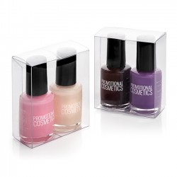 2pc Nail Polish Set in PVC Box