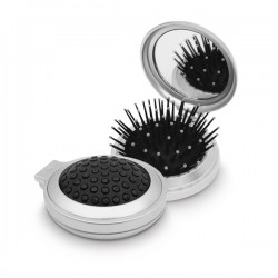 66mm Make-up mirror with brush