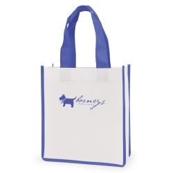 Mini Contrast Shopper Bag