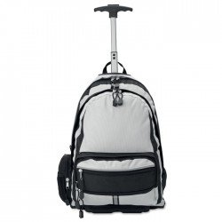 Bicolour Backpack Trolley