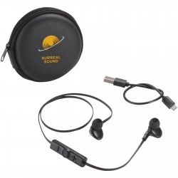Lambert Bluetooth Earbuds and Carrying Case