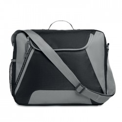 Hellin Document Bag In 600D Polyester