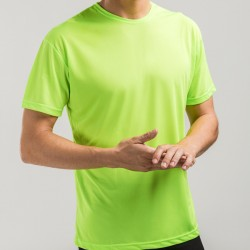 Nicosia Mens Sports T-Shirt Colour