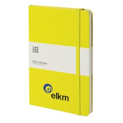Moleskine HB Notebook A5 Ruled (240 Pages)