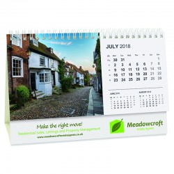 Smart-Calendar Panorama Easel