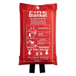 Fire Blanket In A Pouch
