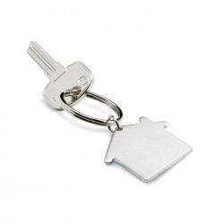 Metal Key Holder House