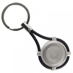 Metal Keyring Disc