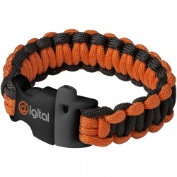 Kempston emergency paracord bracelet