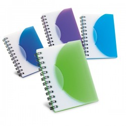 Wiro notepad plain sheets