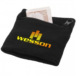 Kendal sweatband with zipper