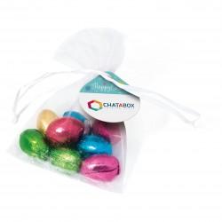 Easter Organza Bag