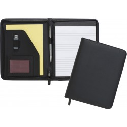 Ireby A5 Zipped Folio
