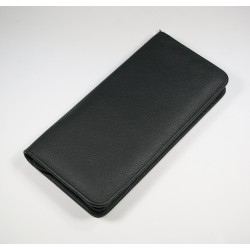 Kensington Leather Travel Wallet