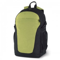 Green utility backpack