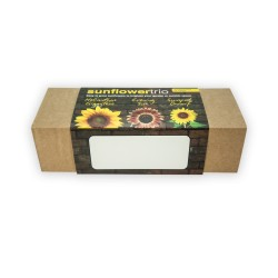 3 in 1 Indoor Garden Set - Sunflower