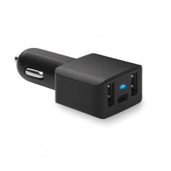USB Car-Charger With Type-C