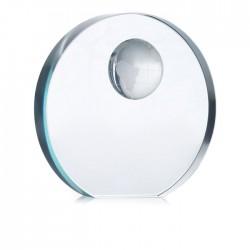 Globe Glass Trophy