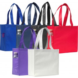 Eco Friendly Tote Bag with Base Board