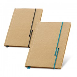 Holly recycled notepad