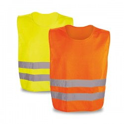 Reflective vest certified
