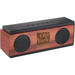 Medwin Wooden Bluetooth Speaker